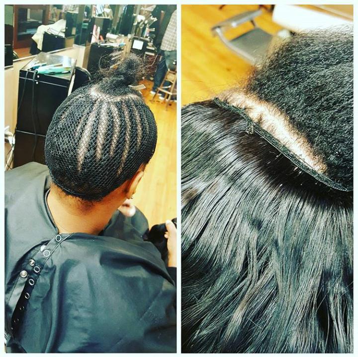 CROWNED HAIR EXTENSIONS