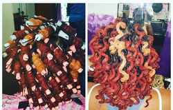 CROWNED LOCS & COLOR
