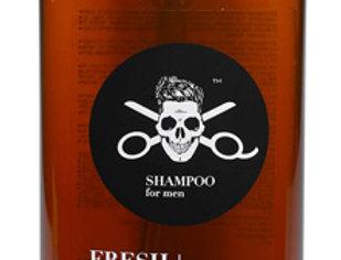 Shampoo for man