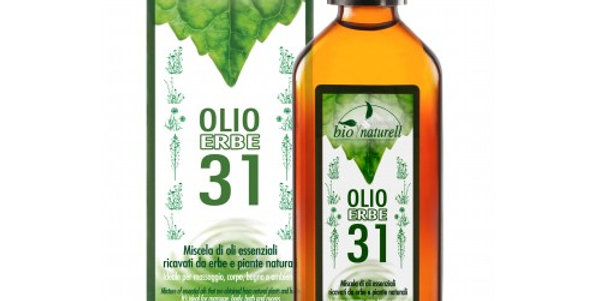 Olio Erbe 31