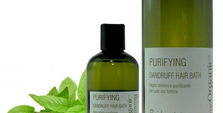 Shampoo lenitivo purificante cute con forfora