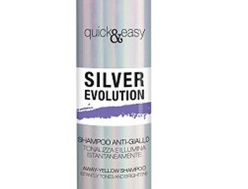 Shampoo Anti-giallo Silver Evolution 250 ml.