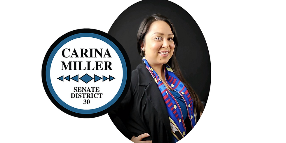 Wednesday Phone Banking for Carina Miller