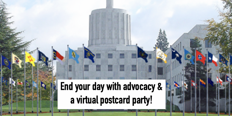 Standing Up for Racial Justice - Virtual Postcard Party