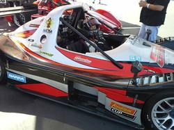 Tony Bullock Race Car Driver NARRA