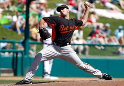 Baltimore Orioles Chris Petrini
