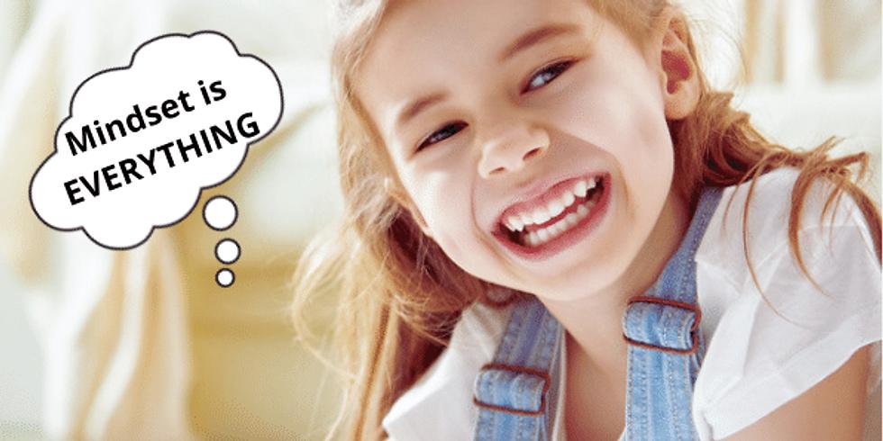 Kids LOCKDOWN online Positive Mindset Workshop - How to Manage Change