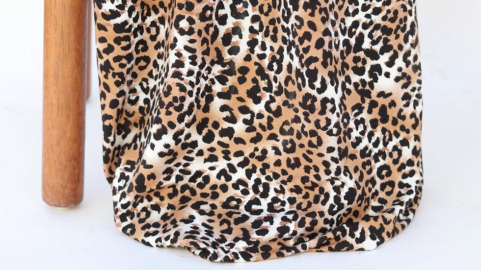 Bamboo Knit Leopard