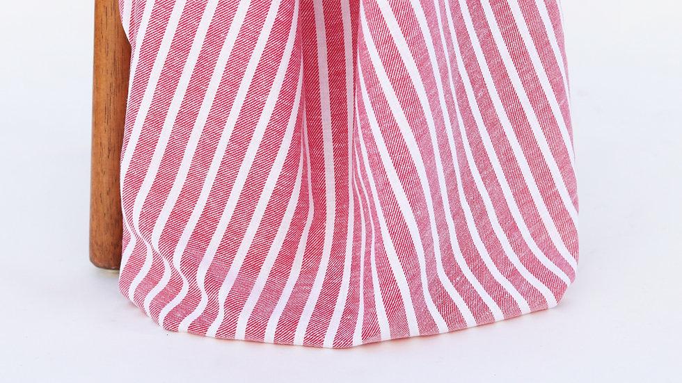 Mystique Stripe Red