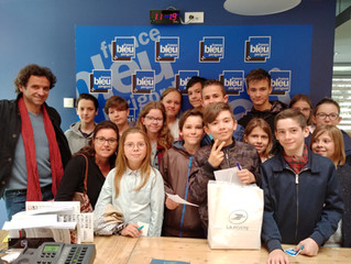 NOS JOURNALISTES WEB RADIO A FRANCE BLEU PERIGORD