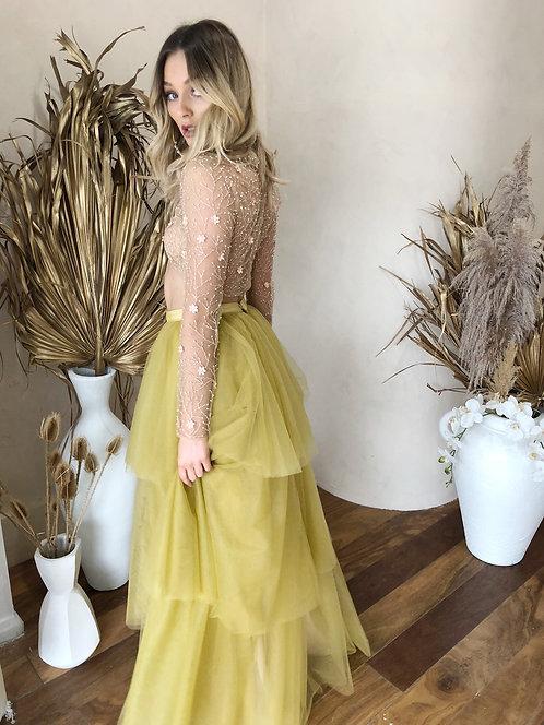 Daisy Top & Golden Girl Skirt