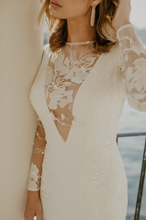 Annecy Gown