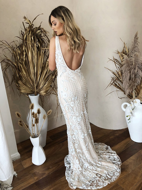 Mica Gown
