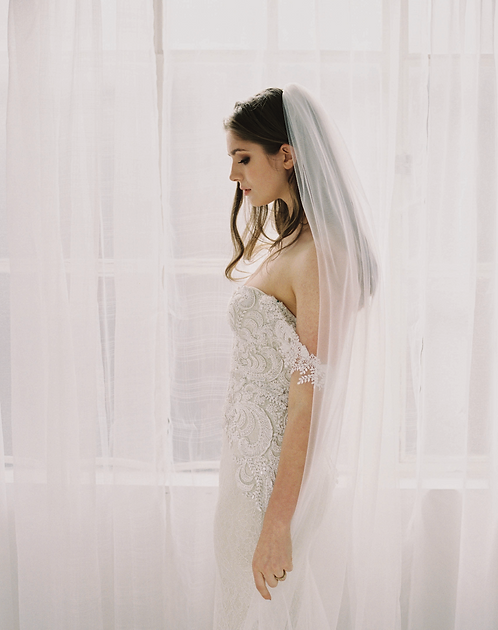 Classic 3mt Cathedral Veil