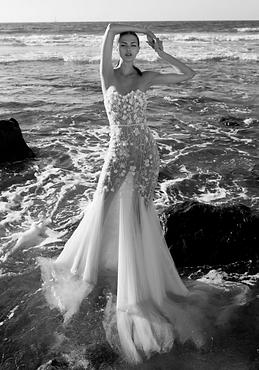 Babushka ballerina Zeta Bridal