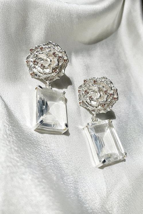 My Prized Petal - Silver
