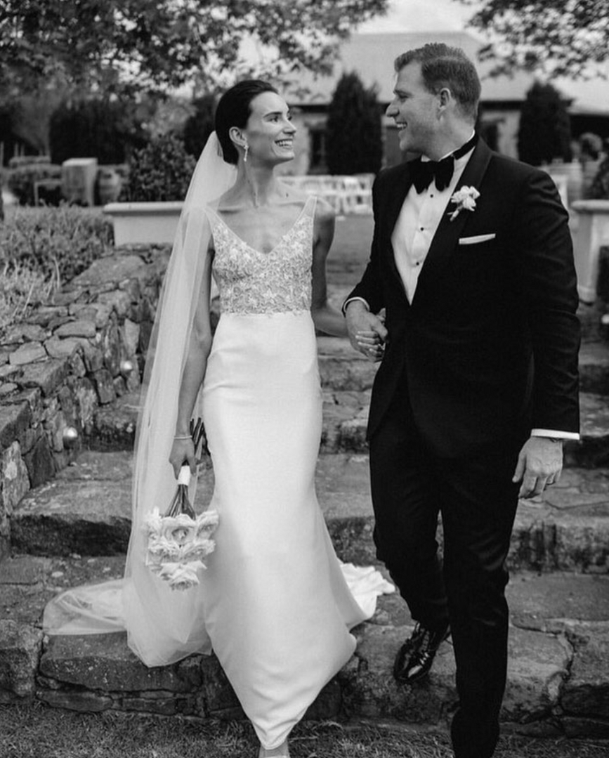 Kim | Rose Gown