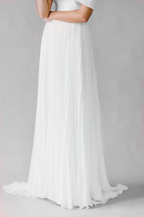 Sunshine Pleated Skirt