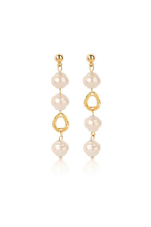 Falling Pearl Drops