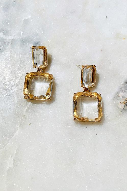 Petite Crystal drop