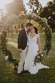 Beth and Ben Maleny Retreat Wedding 0593