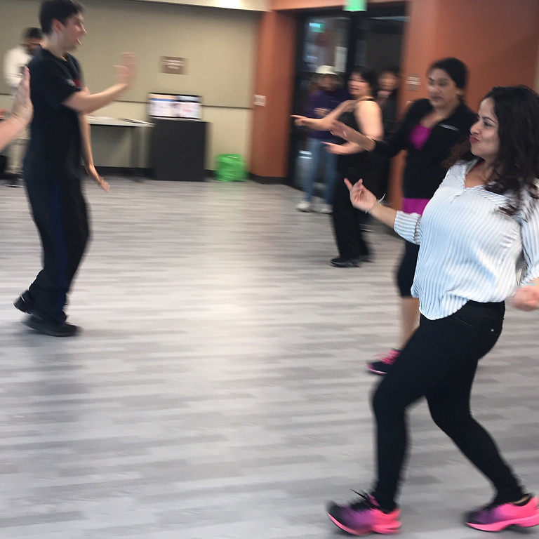 Bollywood 6 Week Choreography Workout in SF