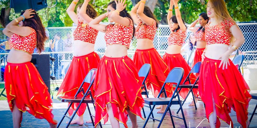 Bollywood Choreography Workout (Jan-April) - Mountain View