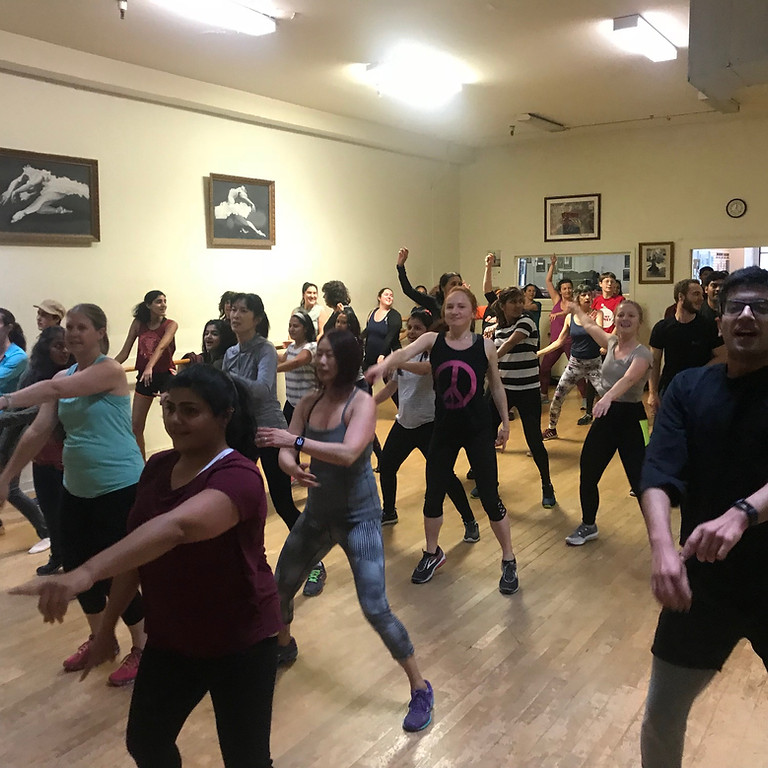 Free Bollywood Fitness and Dance Empowerment for Women Class