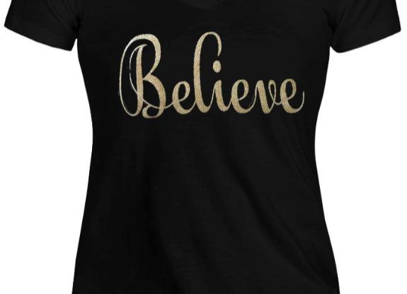 Believe! Tee