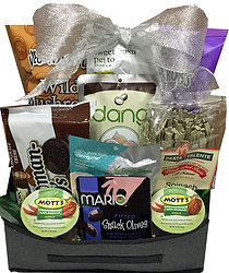 Allergy free sympathy or get well baskets gluten and dairy free gourmet negle Choice Image