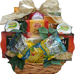 Allergy free sympathy or get well baskets allergy free gourmet gala negle Choice Image