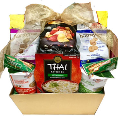 Gluten free gift baskets by the royal basket company soup gourmet negle Gallery