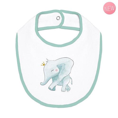 Bavoir Elephant
