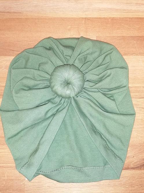 Turban taille Adulte kaki