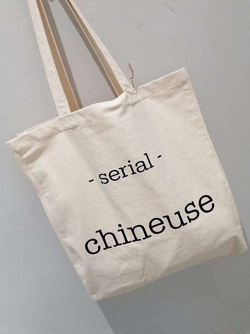 Tote Bag Sérial Chineuse