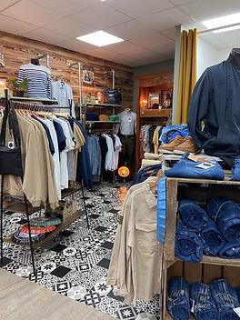 Perfect Bis concept store vêtements homm