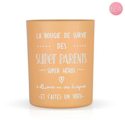 "Bougie ""Super Parents"""