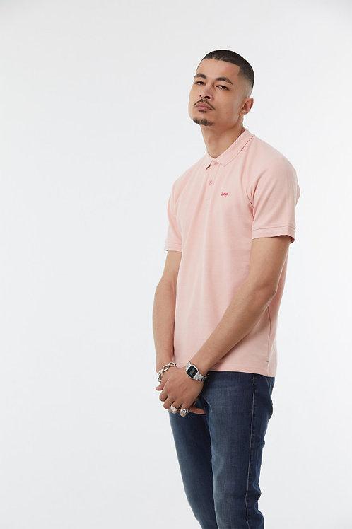 Polo BROKI Silver Pink / Fushia
