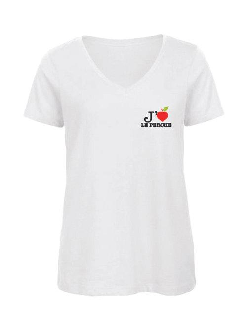 T-shirt J'aime le Perche (Femme)