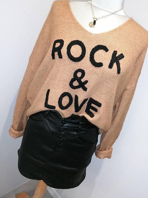 Pull Rock Marron