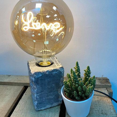 LAMPE CIMENT