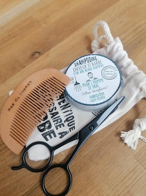 Pochette du barbier
