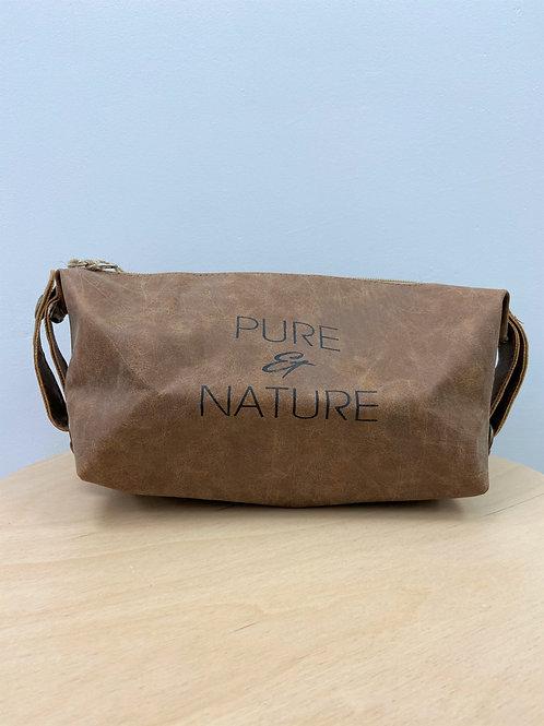 """Trousse de toilette """"Pure & Nature"""""""