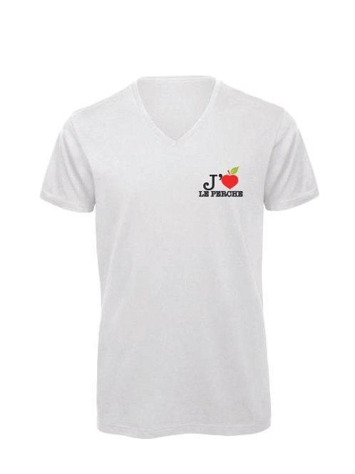 T-shirt J'aime le Perche (Homme)