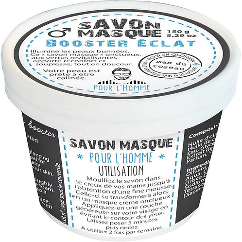SAVON MASQUE BOOSTER
