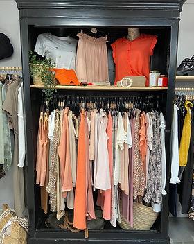 Perfect Trendy concept store vêtements f