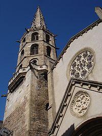Eglise Limoux