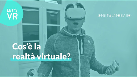 Let's VR | Virtual Reality Explained