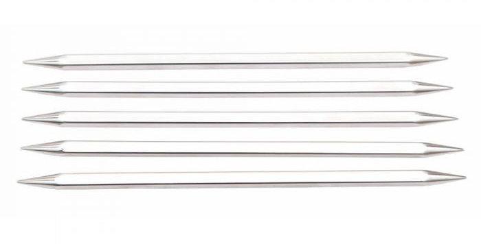 KnitPro Nova Cubics Double Pointed Needles