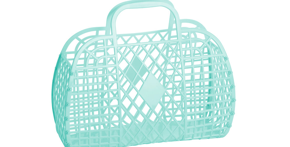 SunJellies - Retro Basket S
